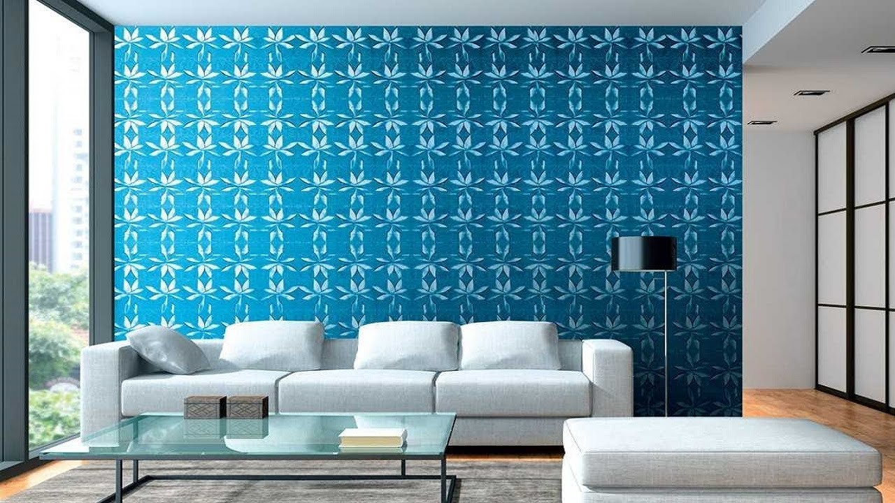 Texture wall paint designs for living room and bedroom - Wall painting ideas for bedroom ...