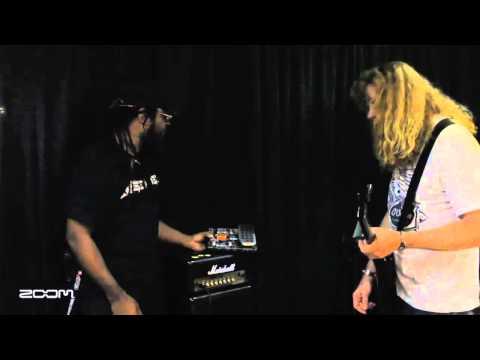 Dave Mustaine Demos