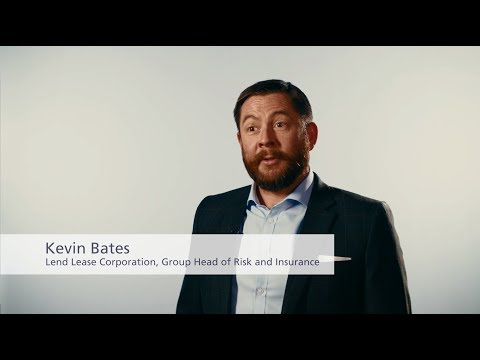Kevin Bates, Group Head of Risk and Insurance, Lend Lease Corporation