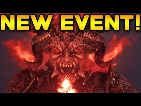 For Honor: NEW REIGNING INFERNO EVENT DETAILS! NEW MASKS & NEW WEAPONS!