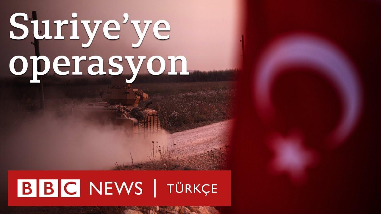 Barış Pınarı Harekatı: Suriye operasyonunun ayrıntıları