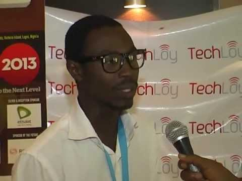 Robert Lamptey On Saya's Chat App For Feature Phones
