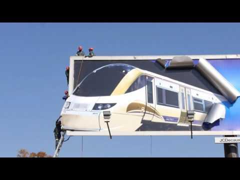 Gautrain Innovative Billboard