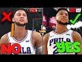 NBA 2K18 vs 2K19 GRAPHICS Comparison - LeBron James, Ben Simmons, Jayson Tatum & More
