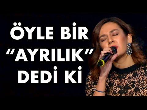 Ceren Düzova - Ayrılık | O Ses Türkiye