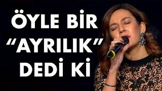 Ceren Duzova - Ayrilik O Ses Turkiye