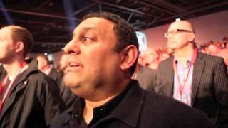 PRINCE NASEEM HAMED REACTS TO BILLY JOE SAUNDERS SD WIN OVER CHRIS EUBANK JNR - INTERVIEW