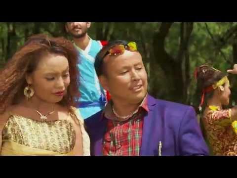 "कान थापेर , All time favorite, Popular song ""Kan Thapera "" (rerecorded)  By Rajan Rai & Reema Gurung"