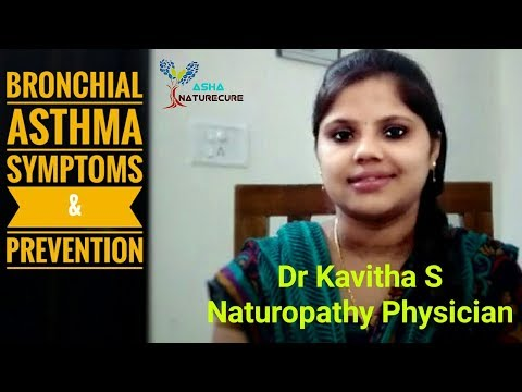 CURE BRONCHIAL ASTHMA IN JUST 21 DAYS |  Naturopathy Treatments for Bronchial Asthma