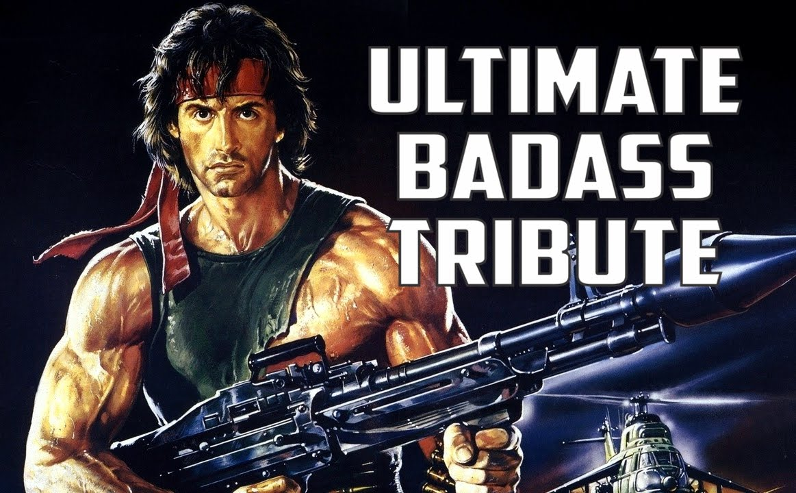 the ultimate movie badass tribute mashup youtube