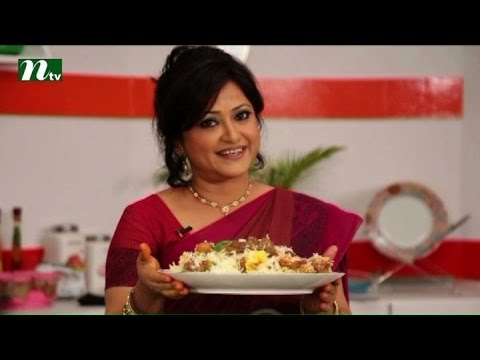 Food Program - Today's Kitchen with carving artist | Healthy Dishes or Recipes l Episode 12