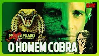 O HOMEM COBRA: Piores Filmes de Todos os Tempos #19