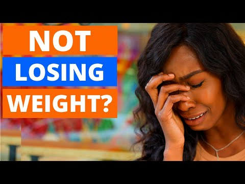 �� Why Am I Not Losing Weight? (7 Reasons for Weight Loss Plateaus)