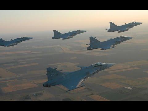 10 éves a Magyar JAS-39 Gripen / teljes videó