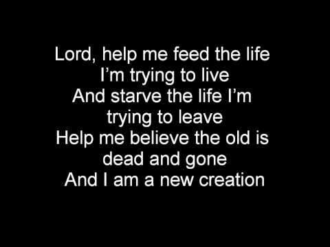 Casting Crowns  - My Own Worst Enemy with Lyrics HD