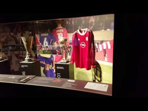 Museum Allianz Arena Bayern München Pokale