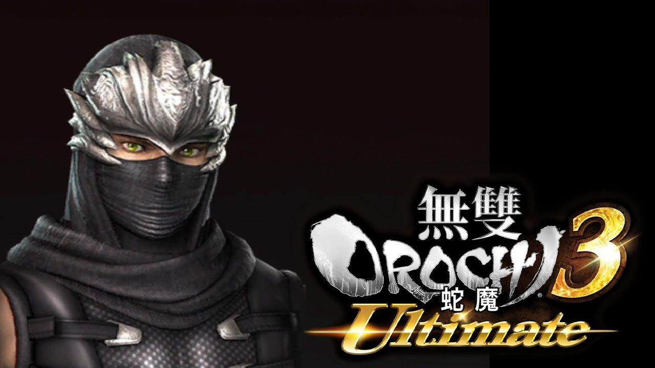 無雙 OROCHI 蛇魔3 Ultimate 蛇夫座 龍隼效率也不錯 - YouTube