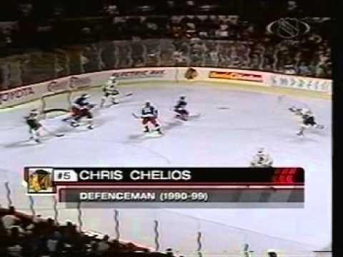 Top 10 Chicago Blackhawks Players Of All Time