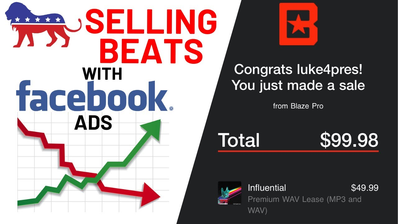 I Created New Facebook Ads To Sell Beats Online And This Happened (2020)