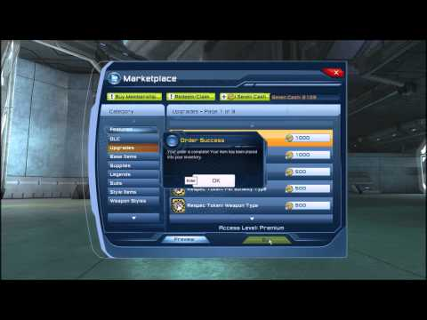 How do you change your powers-DCUO