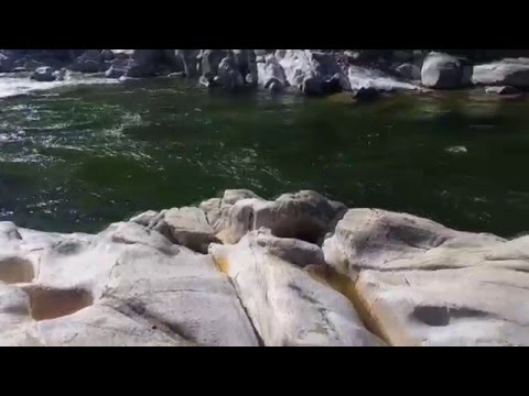 Gold Panning on the Yuba