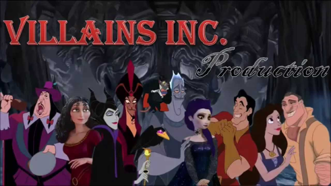 VILLAINS INC EPUB