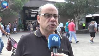 Feaga 2017 - Entrevista a José Miguel Barragán, Secretario general de Coalición Canaria