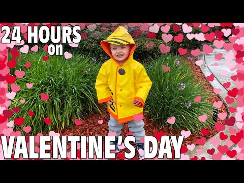 24 Hours with 6 Kids on a Rainy Valentine's Day Mp3