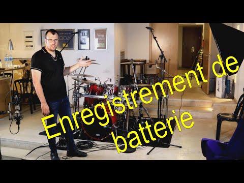 ??? Enregistrer de la batterie + demo ???
