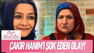 Kayınvalide Çakır Hanım neden şok oldu? - Esra Erol'da 13 Eylül 2018