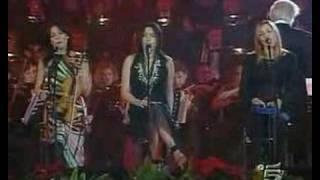 The Corrs - When the Stars Go blue ( vatican )