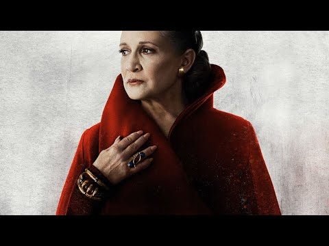 The Last Jedi: Carrie Fisher's Final (and Best) Performance as Leia