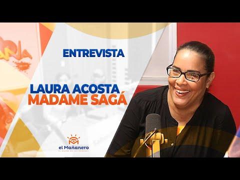 Entrevista a Laura Acosta (Madame Sagá) thumbnail
