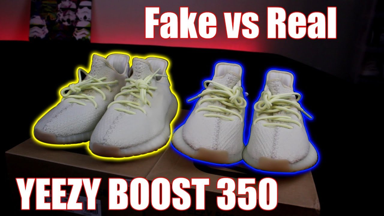f07d0c1cf64 Real vs Fake Yeezy Butter Comparison