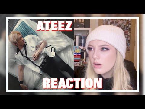 ATEEZ(에이티즈) - 'INCEPTION' Official MV Teaser REACTION | Gena Casey