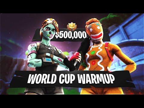 Ghost Issa & Ghost Kamo | $500.000 Worldcup Warmup Turnier