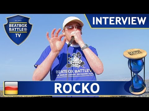 Rocko from Germany - Interview - Beatbox Battle TV