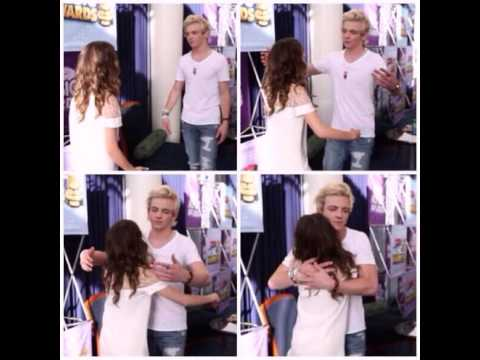 are ross and laura dating in real life
