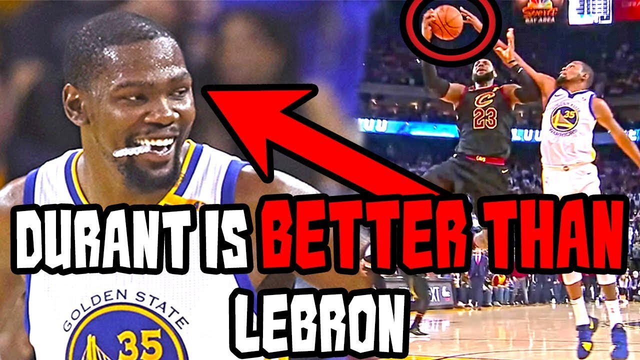 d3f7e979dc93 Why Kevin Durant Is BETTER Than LeBron James Right Now - YouTube