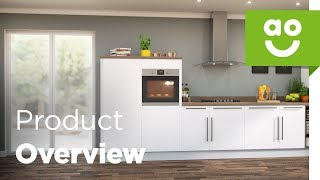 Zanussi Single Oven ZZB35901XC Product Overview | ao.com