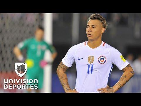 Los mejores cinco goles de Eduardo Vargas con Chile