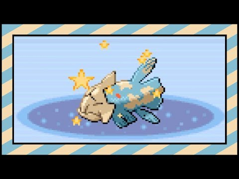 [LIVE] 5% Shiny Relicanth After 1,598 Random Encounters In Pokemon Emerald!