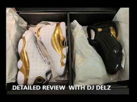 e99e4d3311e7f4 AIR JORDAN 13 14 DMP DEFINING MOMENTS PACK SUPER DETAILED REVIEW FROM JORDAN  BRAND