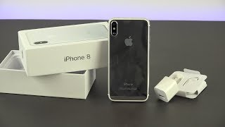 Apple iPhone 8 Unboxing & First Impressions