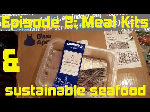 Meal Kits and Sustainable Seafood SO1 EP02