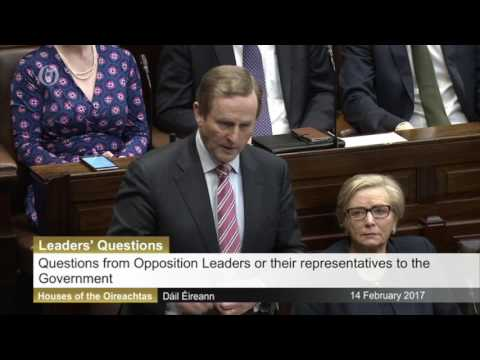 Leaders Questions 14th February 2017 Part 1