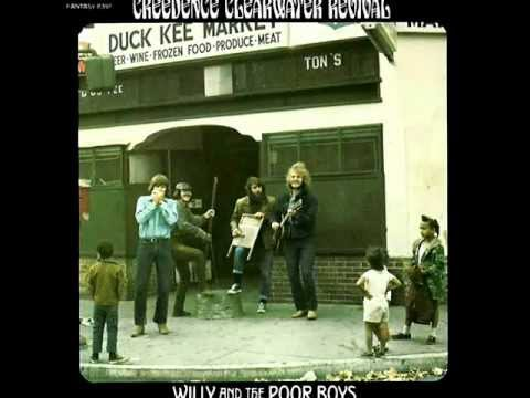 creedence clearwater revival it came out of the sky live in berlin