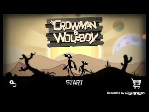 crowman and wolfboy. |