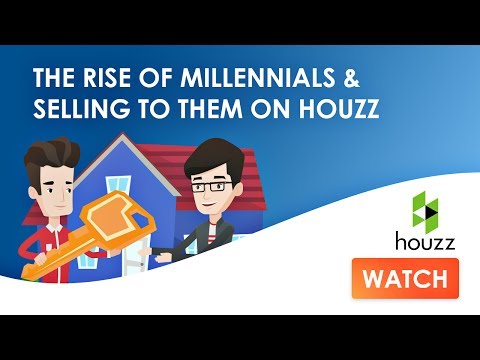 The Rise of Millennials & Selling to Them on Houzz