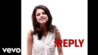 Selena Gomez - ASK:REPLY